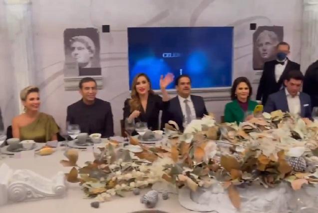 En pandemia, Salinas Pliego organiza fiesta con famosos de Tv Azteca
