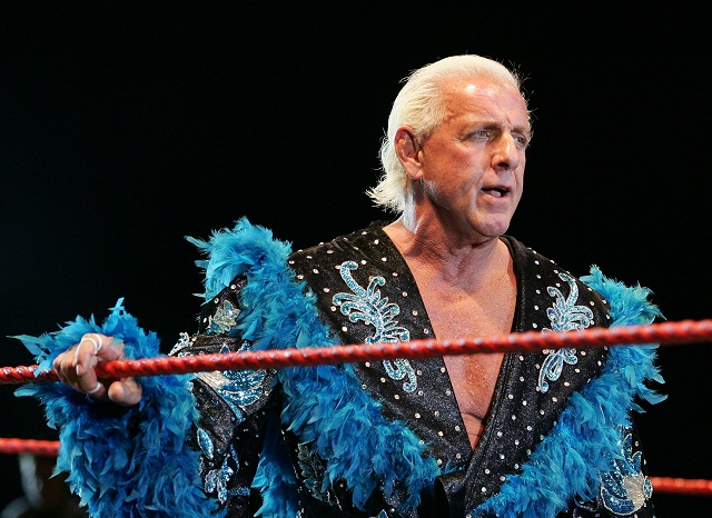 Ric Flair fue hospitalizado y reportan como delicado su estado de salud