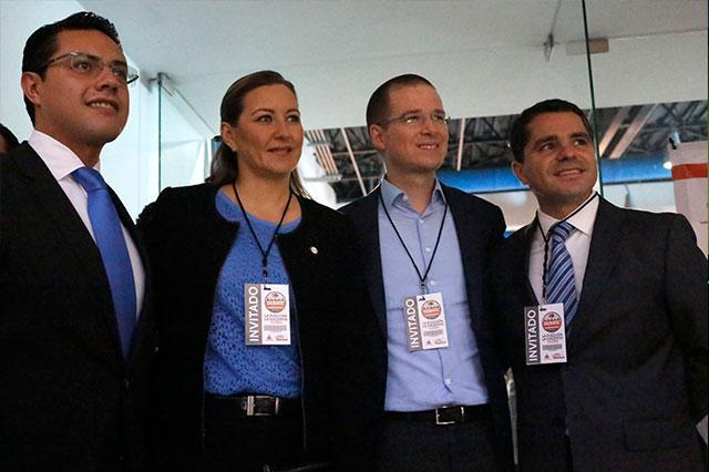 Ganar Puebla es prioridad para el PAN, señala Ricardo Anaya