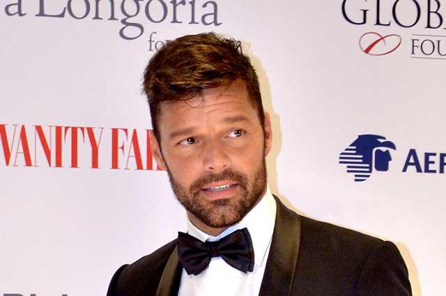 Ricky Martin cantará en el Zócalo capitalino