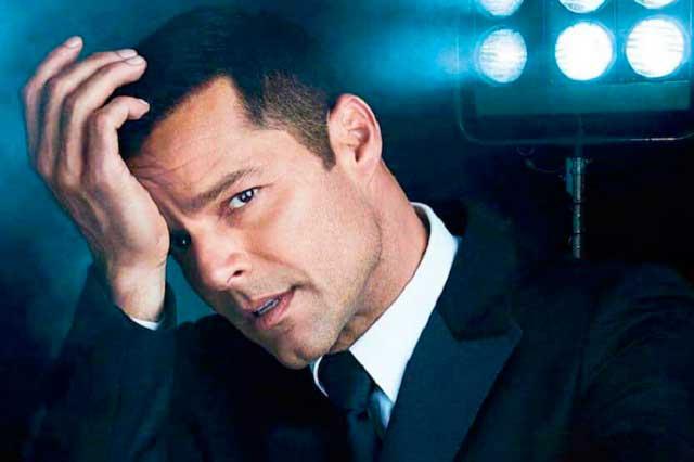 Terremoto cimbró a Ricky Martin en la Ciudad de México