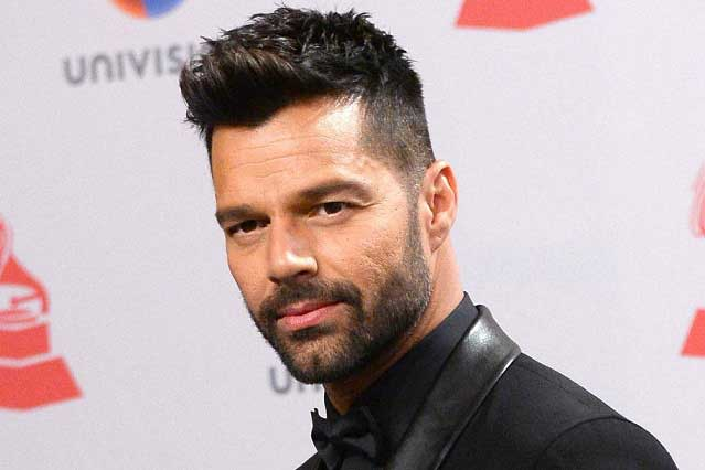 Ricky Martin desea casarse la próxima primavera con una fiesta de tres días