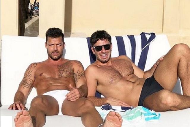 Ricky Martin y Jwan Yosef son buscados por otra atractiva pareja