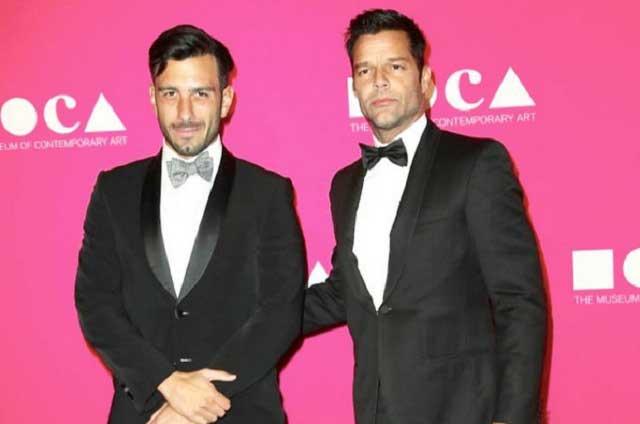 Ricky Martin y Jwan Yosef muestran romántica foto de sus vacaciones
