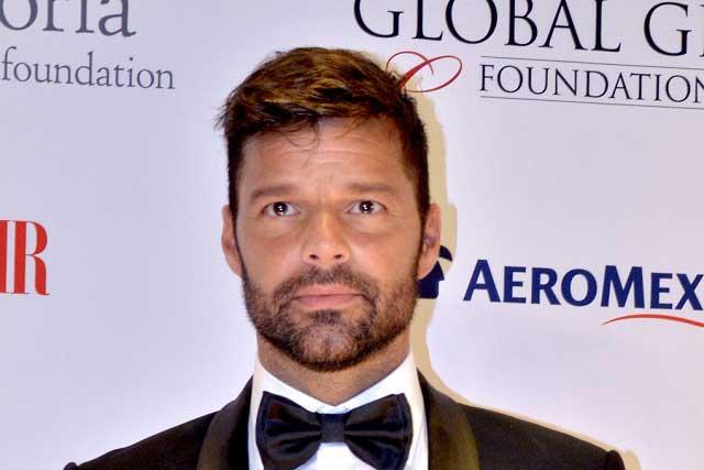 Ricky Martin habló con la ex pareja de Versace tras las críticas que hizo