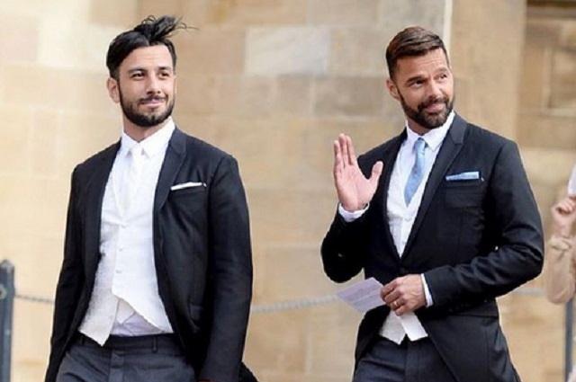 Ricky Martin y su esposo ya son padres de una niña