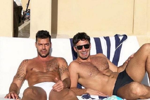 ¿Crisis matrimonial? Dicen que esposo de Ricky Martin le fue infiel