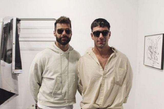 Jwan Yosef dedica amorosa felicitación de cumpleaños a Ricky Martin