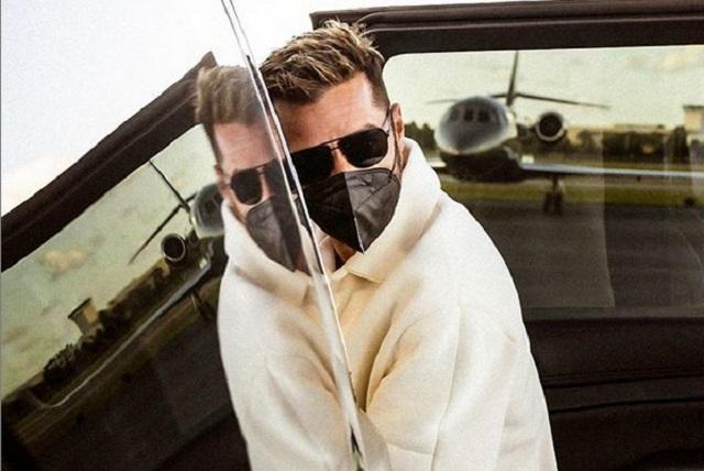 Ricky Martin rompe el silencio y habla de la salud de su padre