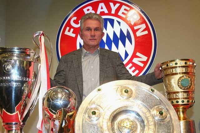 Regresa el genio: Heynckes toma las riendas del Bayern Munich