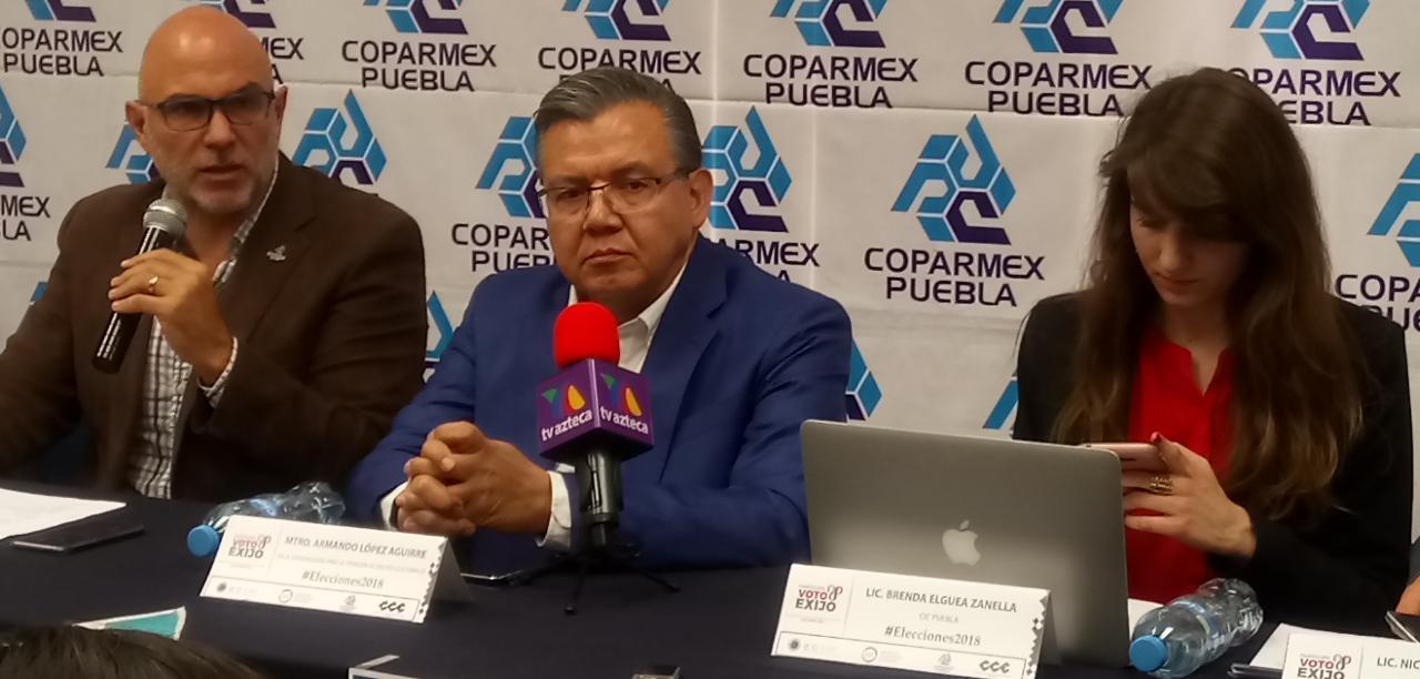 Por elecciones advierten riesgos en 30 municipios de Puebla