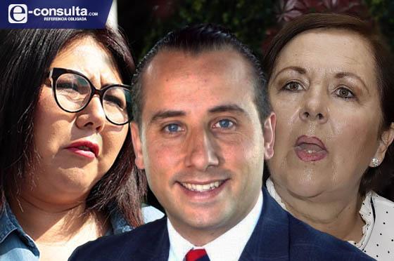 Anatere, Genovena y Riestra se quedan con candidaturas a diputados federales