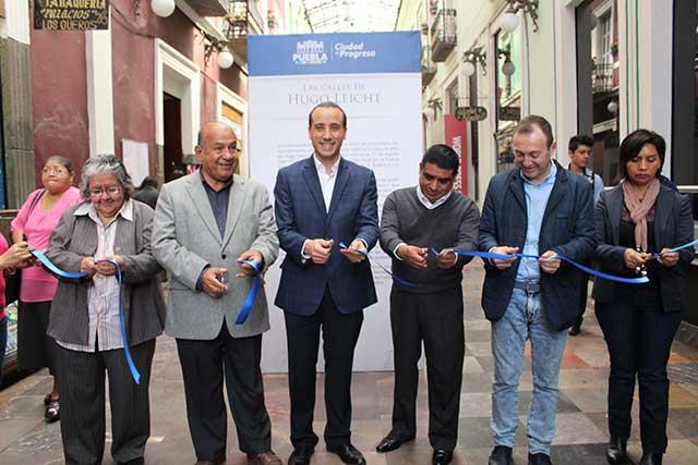 Se inaugura Exposición fotográfica Las Calles de Hugo Leicht