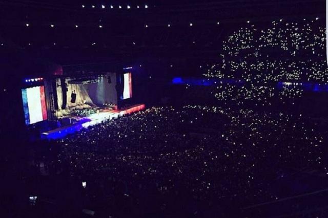 Rihanna dedica Diamonds a víctimas de atentado en Niza