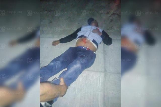 Riña entre borrachos en Acatzingo termina en balacera: 4 heridos