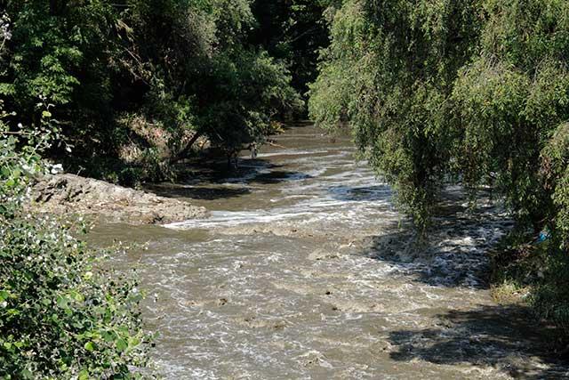 Sin resolverse, contaminación de ríos en Puebla, señala Giorgana