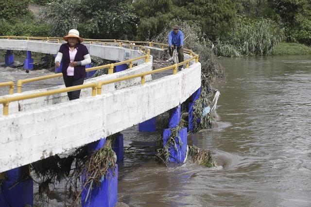 Ignoró Puebla recomendación de CNDH sobre el Atoyac desde 2017