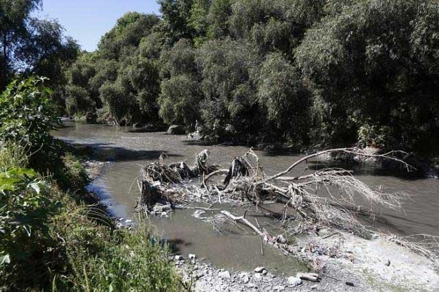 Es Barranca Honda la zona que más contamina el Atoyac