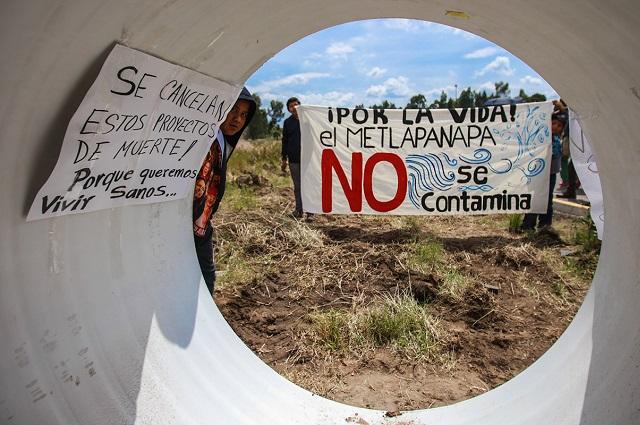 Opaco, el proyecto hídrico de Ciudad Textil en Puebla