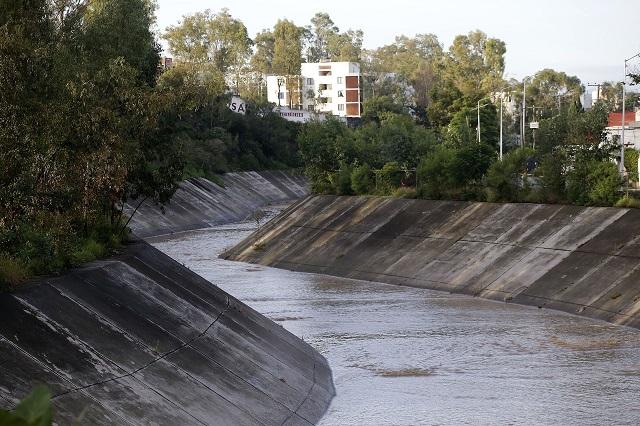 El Alseseca llega al 98% de su capacidad por lluvias
