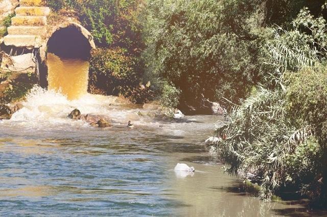 Desconoce gobierno de Puebla la calidad de agua del Atoyac