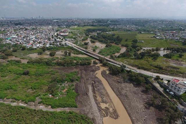 Pide Senado cuentas a Puebla por incumplimientos en el río Atoyac