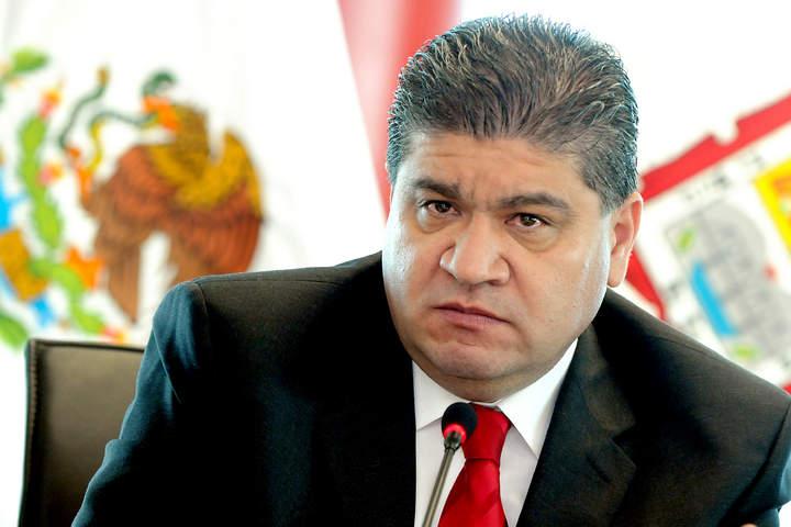 Miguel Ángel Riquelme recibe constancia de mayoría en Coahuila