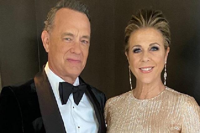 Esposa de Tom Hanks deja extrañas instrucciones para su muerte