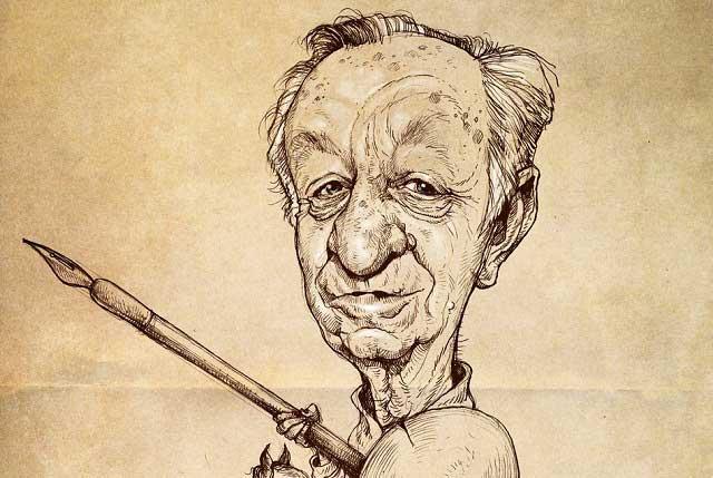 Monero Hernández, Loret de Mola y Aristegui rinden tributo a Rius