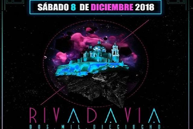 Anuncian la tercera edición del Festival Rivadavia
