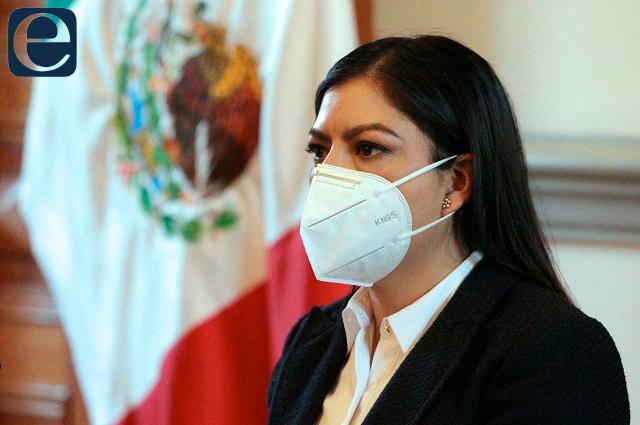 TEEP amonesta a Claudia Rivera por precampaña anticipada