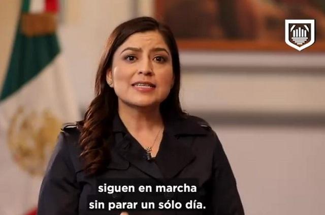 Plan contra Covid en Puebla capital no se frena: Rivera