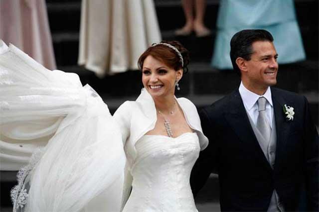 Aristegui publica el expediente secreto de la boda EPN-Rivera