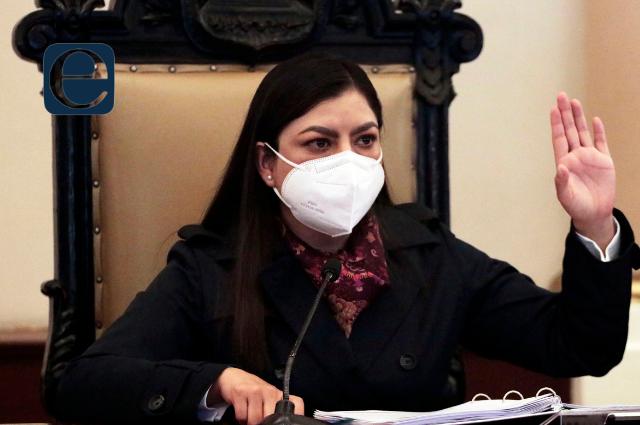 Amonestaciones a Claudia Rivera por campaña anticipada, sin cambios