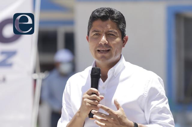 Eduardo Rivera ofrece independencia del gobernador