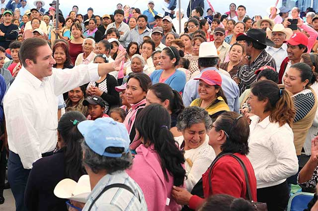 RMV: Puebla corrige errores de administraciones pasadas
