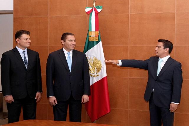 Mirrey Islas llega como el décimo titular de la Sedeso en Puebla