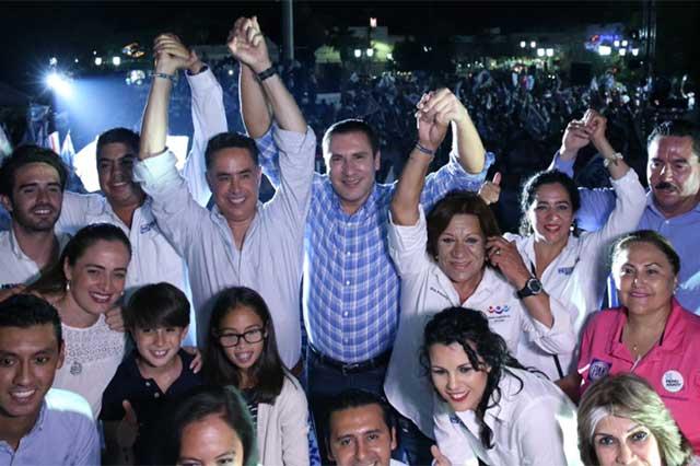Las encuestas muestran elección cerrada en Coahuila