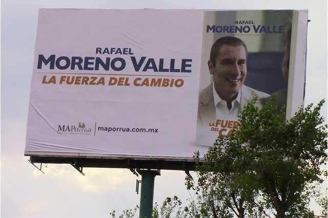 Por corrupción y campaña anticipada, denunciará Noroña a RMV