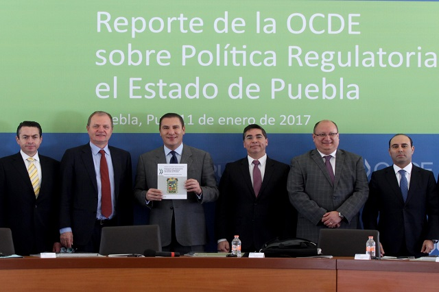 La OCDE destaca mejoras regulatorias hechas por RMV