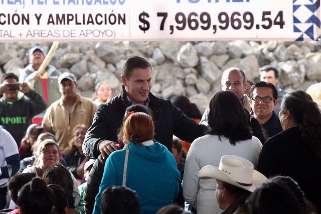 Moreno Valle advierte riesgos inflacionarios en 2017