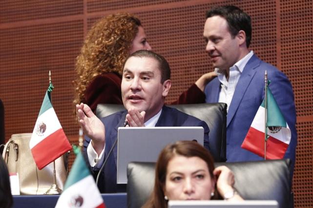RMV propone plan de austeridad y critica opacidad en fideicomisos