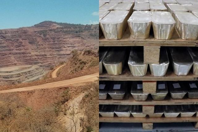 Aprovechan cuarentena para saquear mina de oro en Sonora