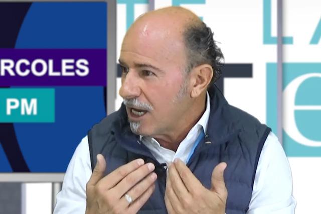 PVEM no me contrató ni busco dividir votos: Ruiz Esparza