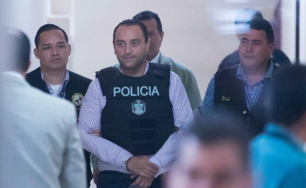 Roberto Borge no acepta ser extraditado de Panamá a México