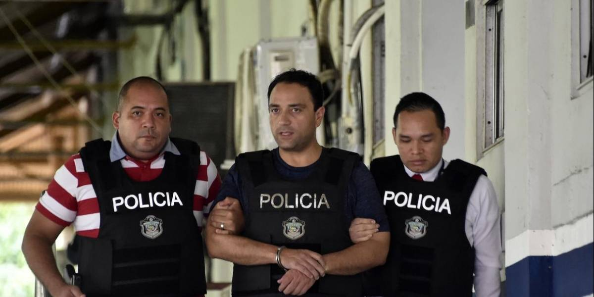 Roberto Borge será presentado hoy ante un tribunal de Panamá