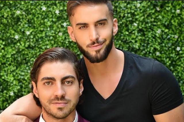 En pleno Mes del Orgullo Gay, Roberto Carlo se compromete con su novio