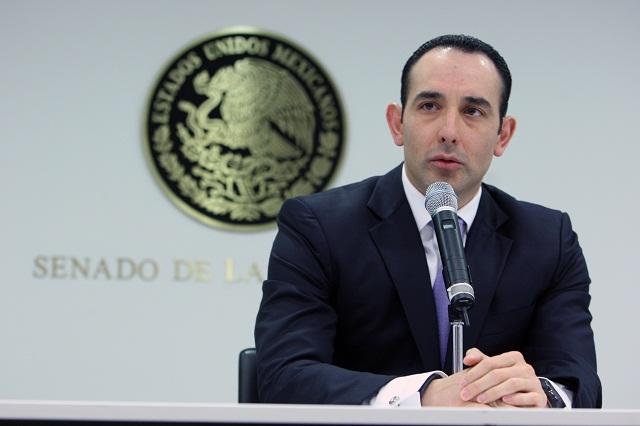 Gil Zuarth descarta complot para imponer a Moreno Valle en el Frente