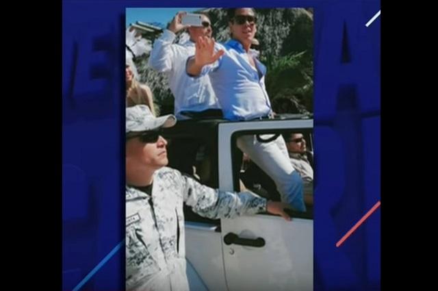 Palazuelos pide que no se sancione a elementos de la Guardia Nacional
