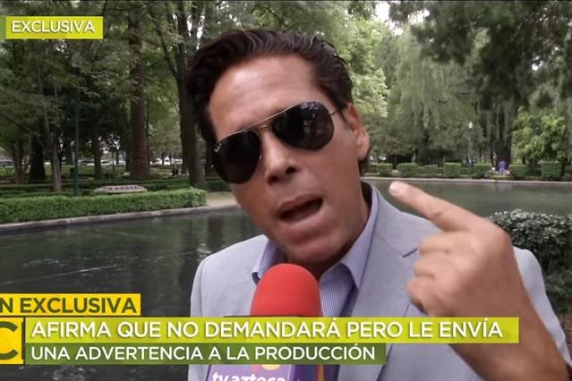 Roberto Palazuelos, ¿el peor enemigo de Luis Miguel? y la posible demanda